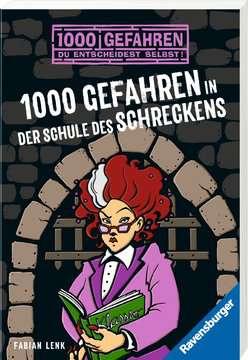 52591 Kinderliteratur 1000 Gefahren in der Schule des Schreckens von Ravensburger 2