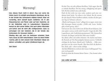 52591 Kinderliteratur 1000 Gefahren in der Schule des Schreckens von Ravensburger 4