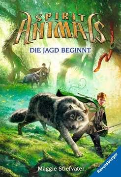 52597 Kinderliteratur Spirit Animals, Band 2: Die Jagd beginnt von Ravensburger 1
