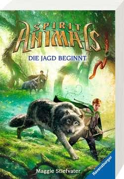 52597 Kinderliteratur Spirit Animals, Band 2: Die Jagd beginnt von Ravensburger 2