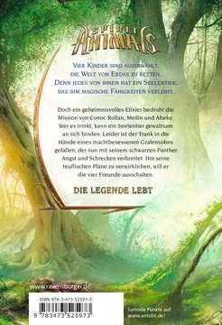 52597 Kinderliteratur Spirit Animals, Band 2: Die Jagd beginnt von Ravensburger 3