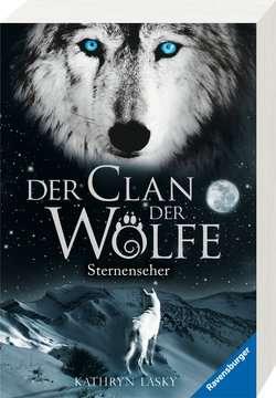 52602 Kinderliteratur Der Clan der Wölfe, Band 6: Sternenseher von Ravensburger 2