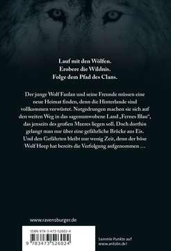 52602 Kinderliteratur Der Clan der Wölfe, Band 6: Sternenseher von Ravensburger 3