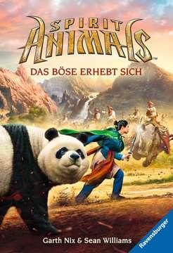 52606 Kinderliteratur Spirit Animals, Band 3: Das Böse erhebt sich von Ravensburger 1
