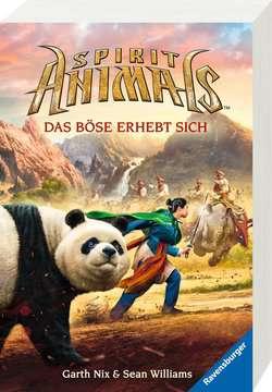 52606 Kinderliteratur Spirit Animals, Band 3: Das Böse erhebt sich von Ravensburger 2