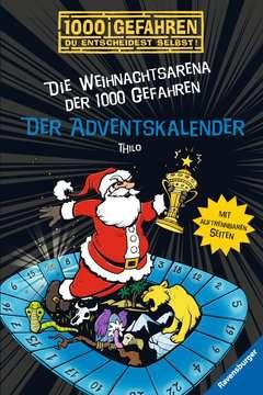 52608 Kinderliteratur Der Adventskalender - Die Weihnachtsarena der 1000 Gefahren von Ravensburger 1