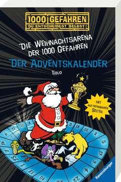 52608 Kinderliteratur Der Adventskalender - Die Weihnachtsarena der 1000 Gefahren von Ravensburger 2