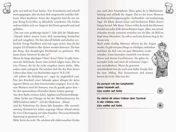 52608 Kinderliteratur Der Adventskalender - Die Weihnachtsarena der 1000 Gefahren von Ravensburger 5