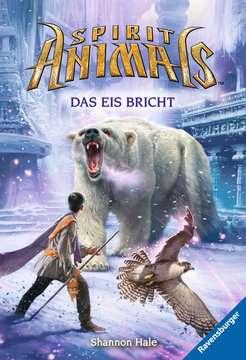 52615 Kinderliteratur Spirit Animals, Band 4: Das Eis bricht von Ravensburger 1