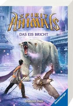 52615 Kinderliteratur Spirit Animals, Band 4: Das Eis bricht von Ravensburger 2