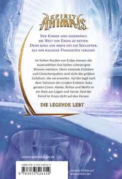 52615 Kinderliteratur Spirit Animals, Band 4: Das Eis bricht von Ravensburger 3