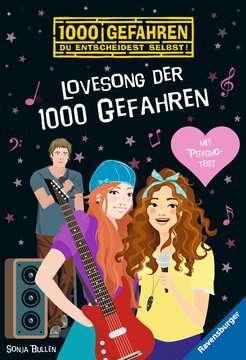 52616 Kinderliteratur Lovesong der 1000 Gefahren von Ravensburger 1