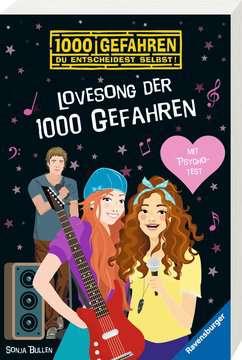 52616 Kinderliteratur Lovesong der 1000 Gefahren von Ravensburger 2
