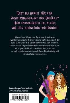 52616 Kinderliteratur Lovesong der 1000 Gefahren von Ravensburger 3
