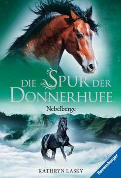 52619 Kinderliteratur Die Spur der Donnerhufe, Band 3: Nebelberge von Ravensburger 1