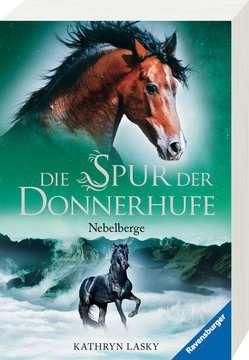 52619 Kinderliteratur Die Spur der Donnerhufe, Band 3: Nebelberge von Ravensburger 2