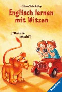 Englisch lernen mit Witzen Jugendbücher;Humor - Bild 1 - Ravensburger