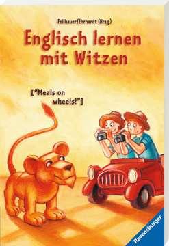 53019 Humor Englisch lernen mit Witzen von Ravensburger 2