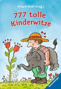 53095 Kinderliteratur 777 tolle Kinderwitze von Ravensburger 1