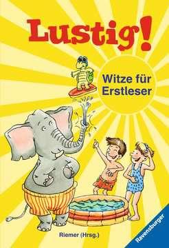 53127 Kinderliteratur Lustig! Witze für Erstleser von Ravensburger 1