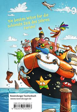 Hitzefrei! Die coolsten Ferienwitze Kinderbücher;Kinderliteratur - Bild 3 - Ravensburger