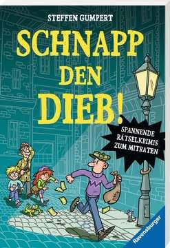 53148 Kinderliteratur Schnapp den Dieb! Spannende Rätselkrimis zum Mitraten von Ravensburger 2