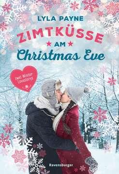 54472 Liebesromane Unterm Mistelzweig mit Mr Right/Zimtküsse am Christmas Eve von Ravensburger 1
