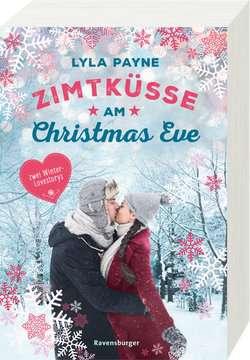 54472 Liebesromane Unterm Mistelzweig mit Mr Right/Zimtküsse am Christmas Eve von Ravensburger 2
