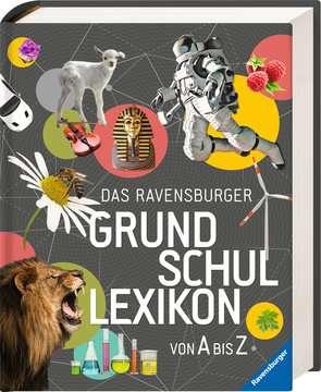 55085 Kindersachbücher Das Ravensburger Grundschullexikon von A bis Z von Ravensburger 2