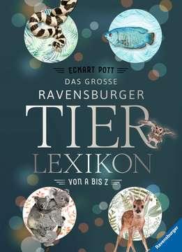 55086 Kindersachbücher Das große Ravensburger Tierlexikon von A bis Z von Ravensburger 1