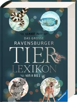 55086 Kindersachbücher Das große Ravensburger Tierlexikon von A bis Z von Ravensburger 2