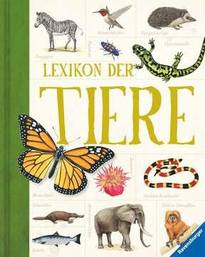 55087 Kindersachbücher Lexikon der Tiere von Ravensburger 1