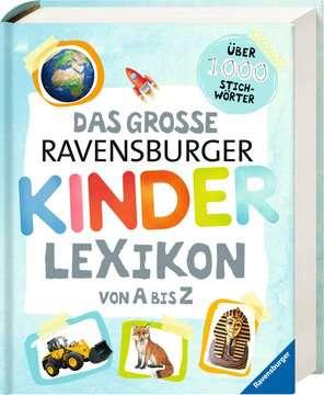 55088 Kindersachbücher Das große Ravensburger Kinderlexikon von A bis Z von Ravensburger 2