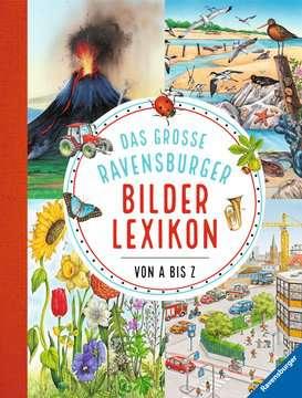 55089 Kindersachbücher Das große Ravensburger Bilderlexikon von A bis Z von Ravensburger 1