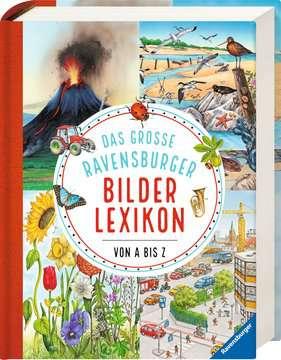 55089 Kindersachbücher Das große Ravensburger Bilderlexikon von A bis Z von Ravensburger 2