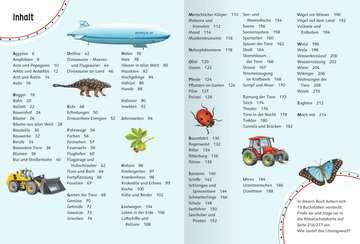 55089 Kindersachbücher Das große Ravensburger Bilderlexikon von A bis Z von Ravensburger 5