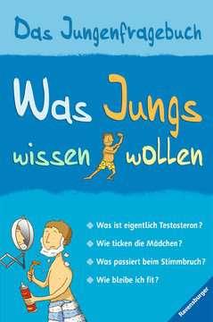Was Jungs wissen wollen Kinderbücher;Kindersachbücher - Bild 1 - Ravensburger