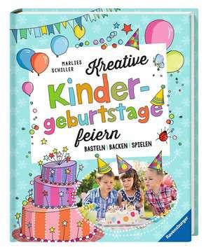 Kreative Kindergeburtstage feiern Kinderbücher;Malbücher und Bastelbücher - Bild 2 - Ravensburger