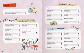 Kreative Kindergeburtstage feiern Kinderbücher;Malbücher und Bastelbücher - Bild 4 - Ravensburger