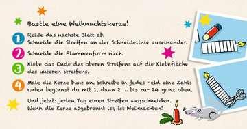 Adventskalender zum Mitmachen Kinderbücher;Lernbücher und Rätselbücher - Bild 5 - Ravensburger