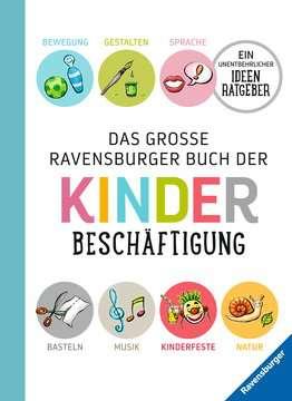 55320 Malbücher und Bastelbücher Das große Ravensburger Buch der Kinderbeschäftigung von Ravensburger 1