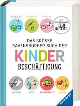 55320 Malbücher und Bastelbücher Das große Ravensburger Buch der Kinderbeschäftigung von Ravensburger 2