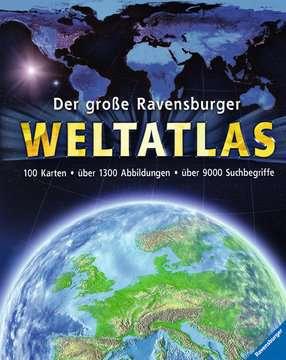 Der große Ravensburger Weltatlas Kinderbücher;Kindersachbücher - Bild 1 - Ravensburger