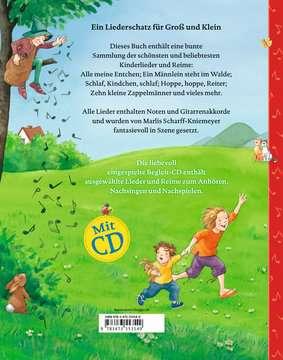 55354 Kindersachbücher Lieder, Reime, Fingerspiele (mit CD) von Ravensburger 3