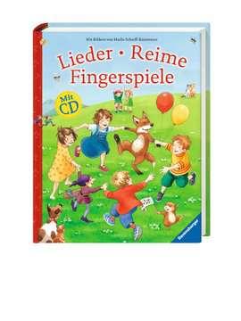 Lieder, Reime, Fingerspiele (mit CD) Kinderbücher;Kindersachbücher - Bild 5 - Ravensburger