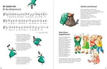 55354 Kindersachbücher Lieder, Reime, Fingerspiele (mit CD) von Ravensburger 6