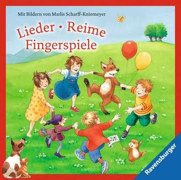55354 Kindersachbücher Lieder, Reime, Fingerspiele (mit CD) von Ravensburger 7