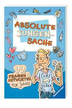 55358 Kindersachbücher Absolute Jungensache von Ravensburger 2