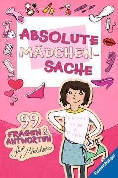 Absolute Mädchensache Kinderbücher;Kindersachbücher - Bild 1 - Ravensburger