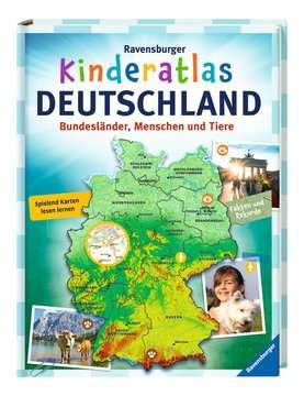 Ravensburger Kinderatlas Deutschland Kinderbücher;Kindersachbücher - Bild 2 - Ravensburger